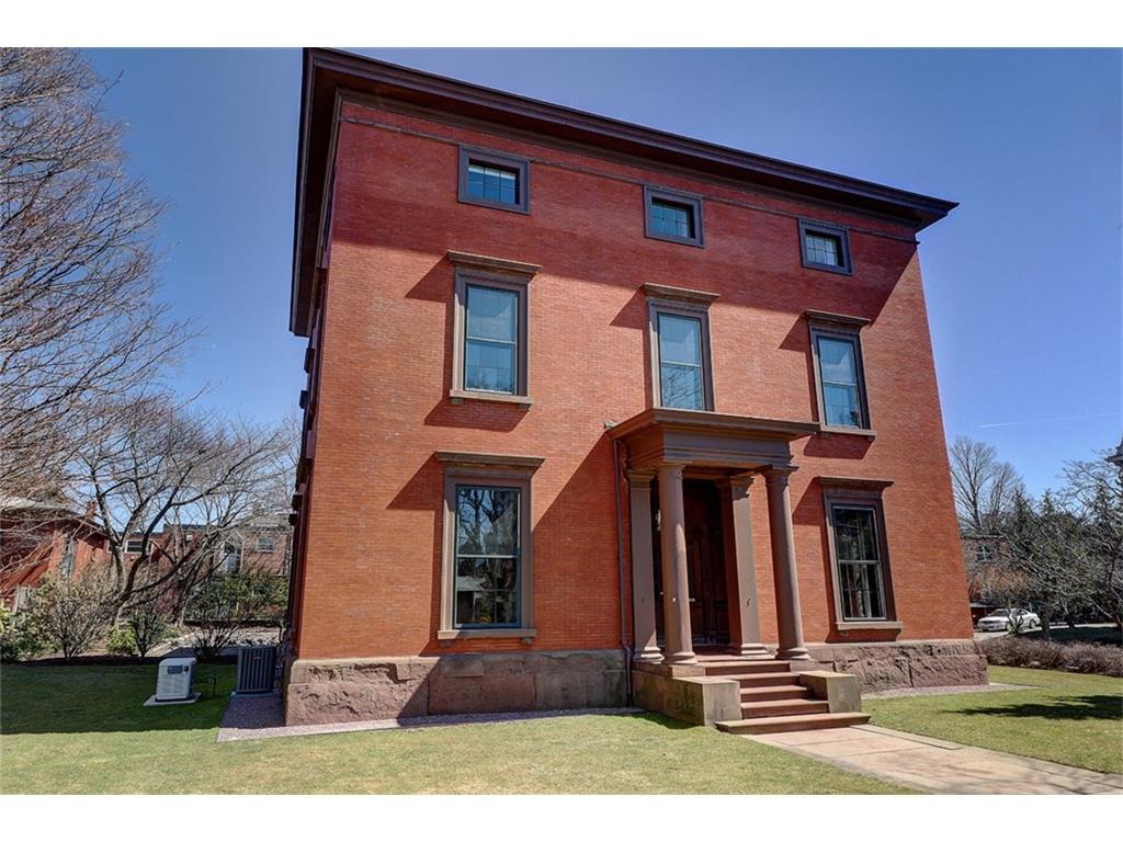 Historic Landmark Robert Lippitt House – East Side of Providence