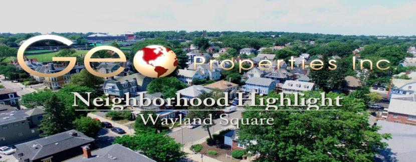 Wayland Square Providence