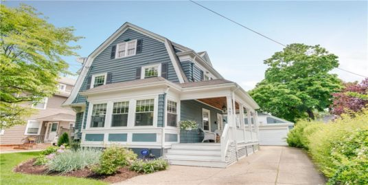 Gorgeous Home on Cole Avenue