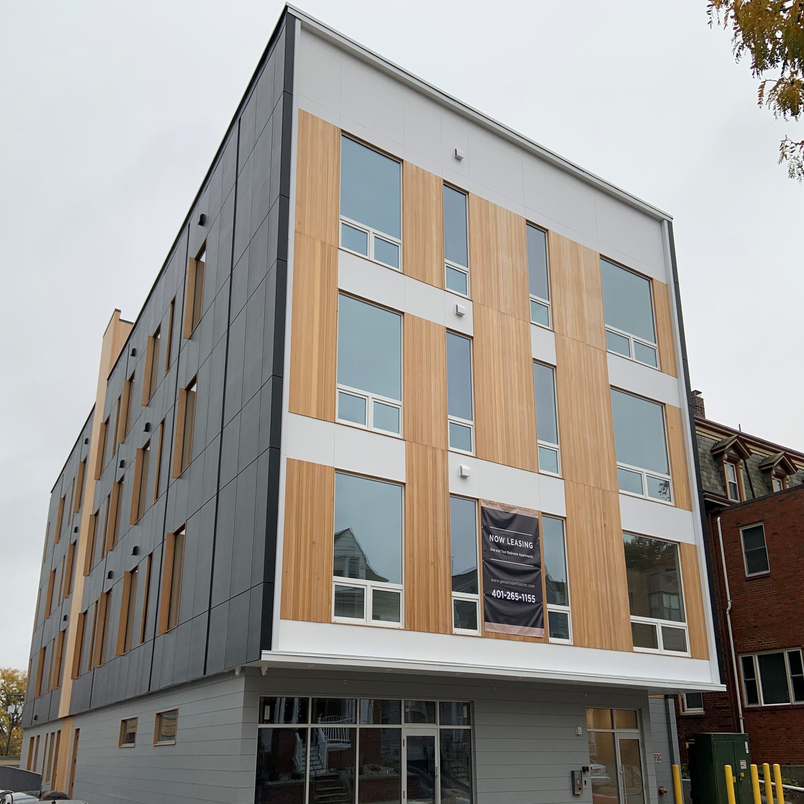 New Modern Apartments on East Side